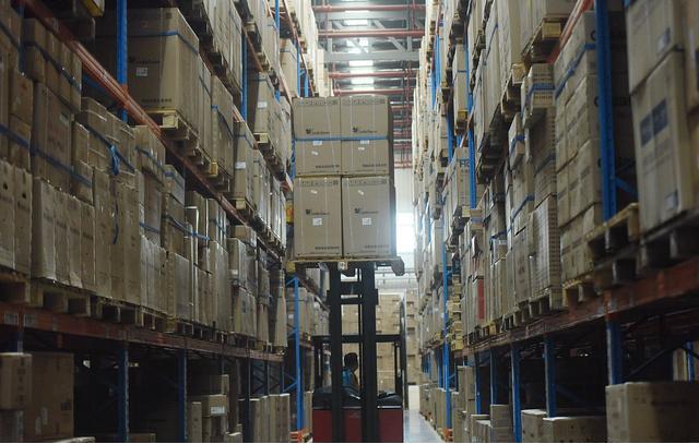上海重型冷库货架